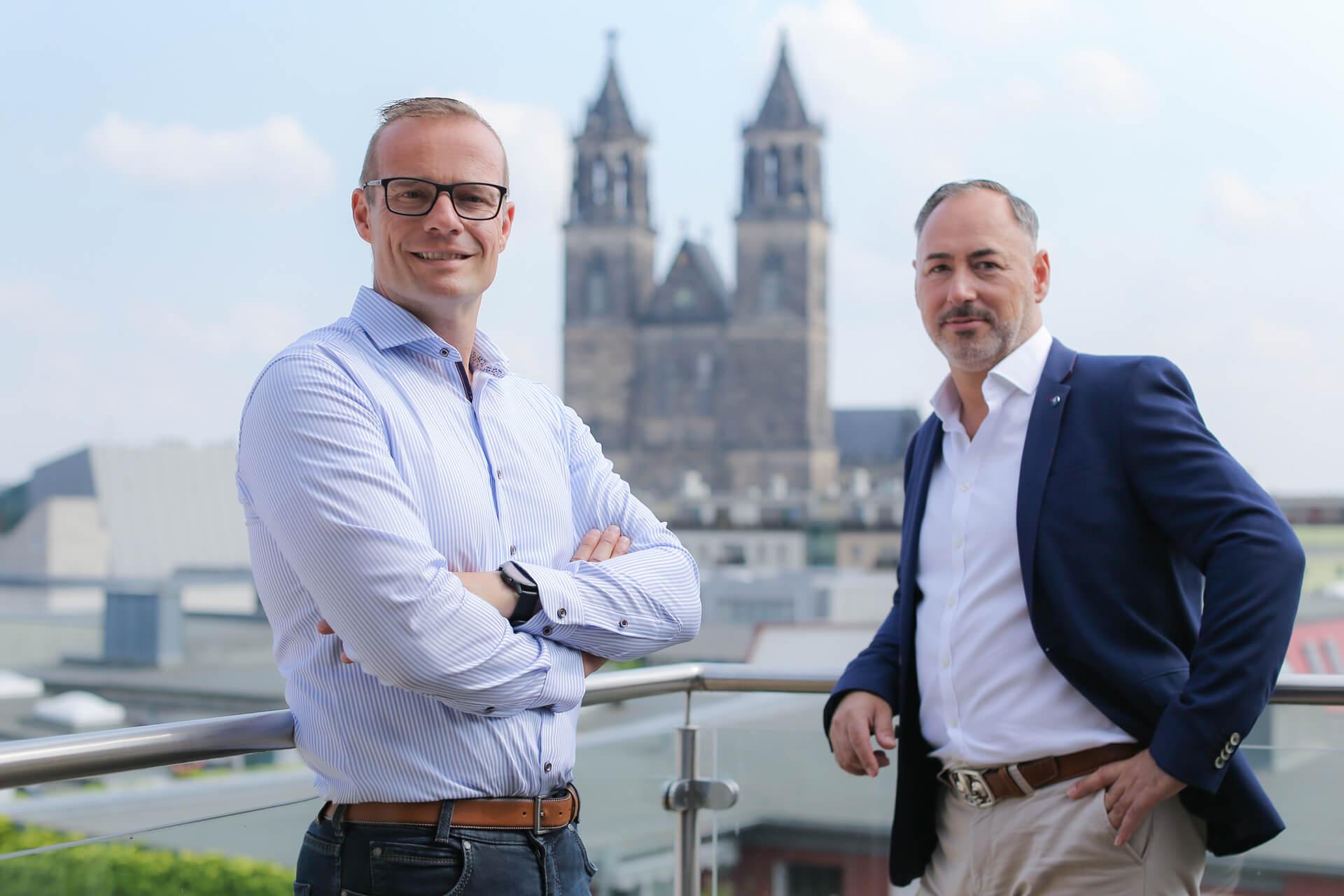 Immobilienmakler Magdeburg und Berlin