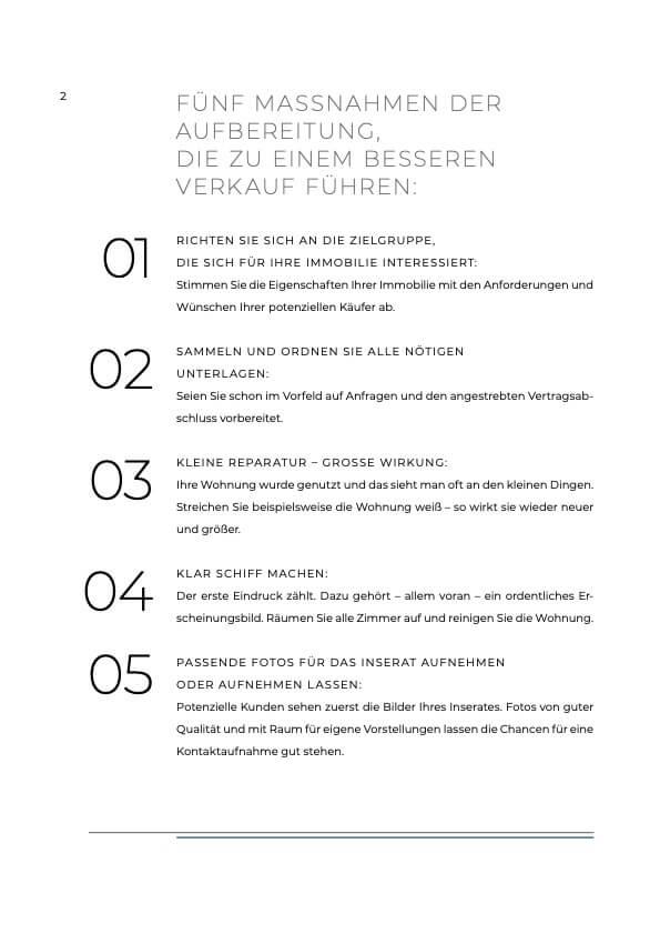 Aufbereitung Immobilienverkauf Immobilienmakler Magdeburg