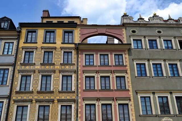 Besichtigung der Immobilie
