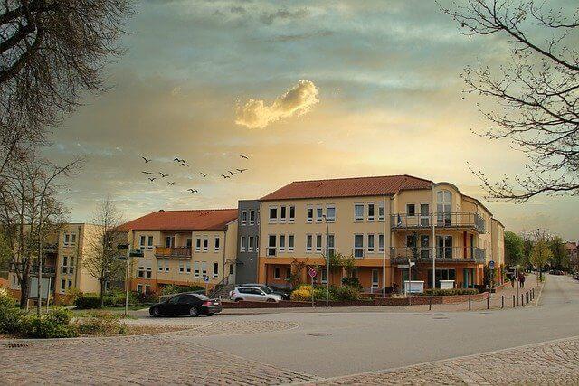 Pflegeimmobilien Investition 2021